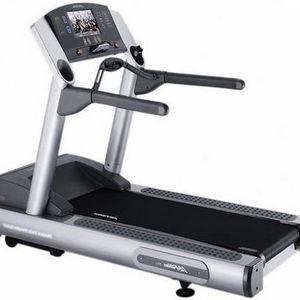 life fitness for sale 95te treadmill