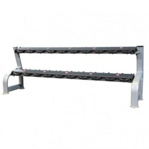 Fit4sale Commercial Two Tier Dumbbell Rack