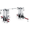 Fit4sale DELUXE 8-Stack / 10 Station Jungle Gym